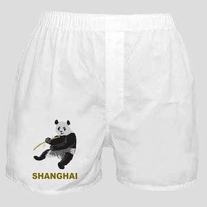 Shanghai Panda Boxer Shorts