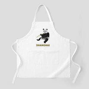 Shanghai Panda BBQ Apron