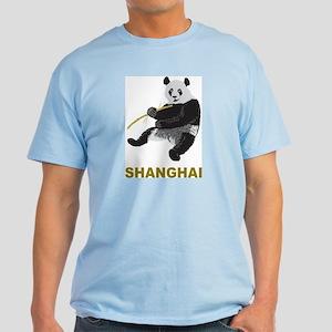 Shanghai Panda Light T-Shirt