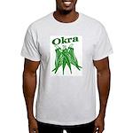 Okra Shirts Ash Grey T-Shirt