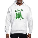 Okra Shirts Hooded Sweatshirt