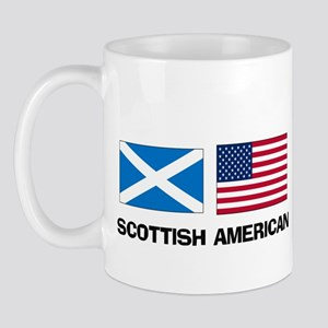 Scottish American Mug