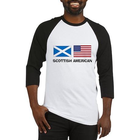 Scottish American Baseball Jersey