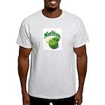 Merliton Ash Grey T-Shirt