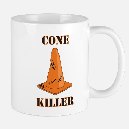 cone killer Mug
