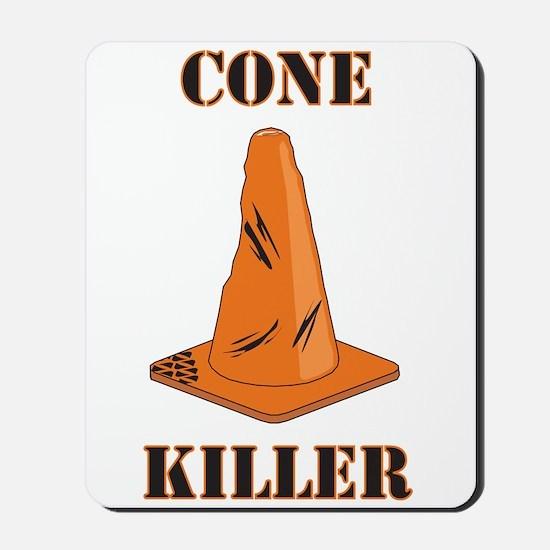 cone killer Mousepad
