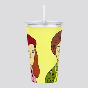 Even If You Don't Know Acrylic Double-wall Tumbler