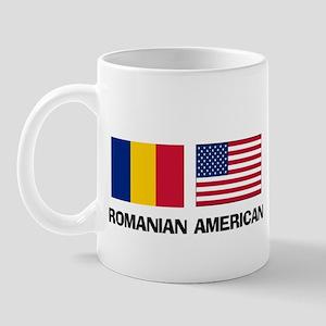 Romanian American Mug