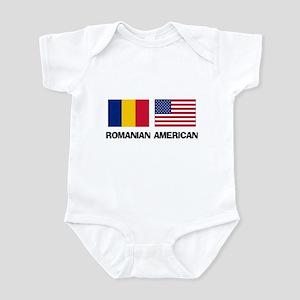 Romanian American Infant Bodysuit