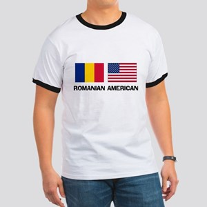 Romanian American Ringer T