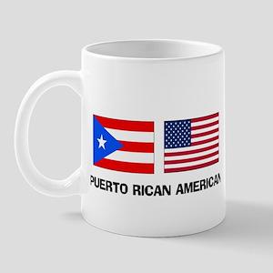 Puerto Rican American Mug