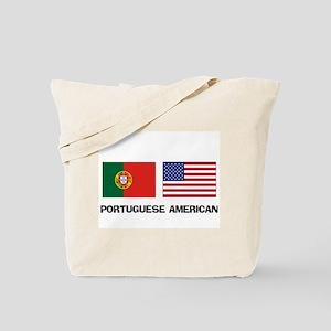 Portuguese American Tote Bag