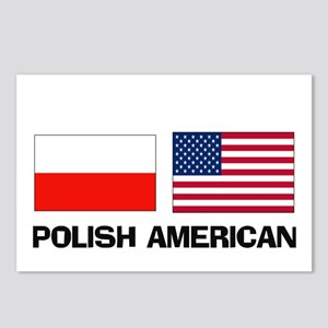 Polish American Postcards (Package of 8)