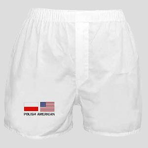 Polish American Boxer Shorts