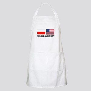 Polish American BBQ Apron