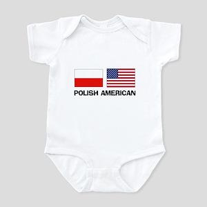 Polish American Infant Bodysuit