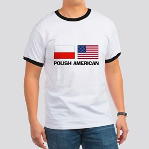 Polish American Ringer T