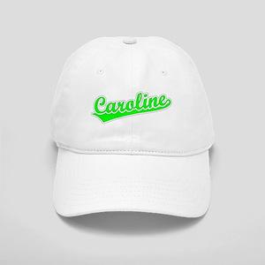 Retro Caroline (Green) Cap