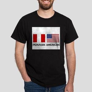 Peruvian American Dark T-Shirt