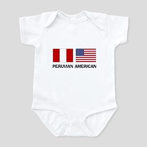Peruvian American Infant Bodysuit