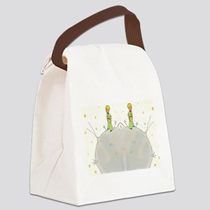 Malentendus Canvas Lunch Bag
