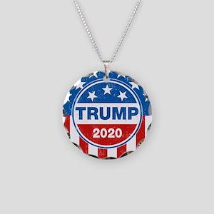 Donald Trump 2020 Necklace