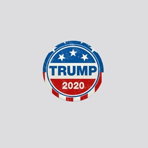 Donald Trump 2020 Mini Button