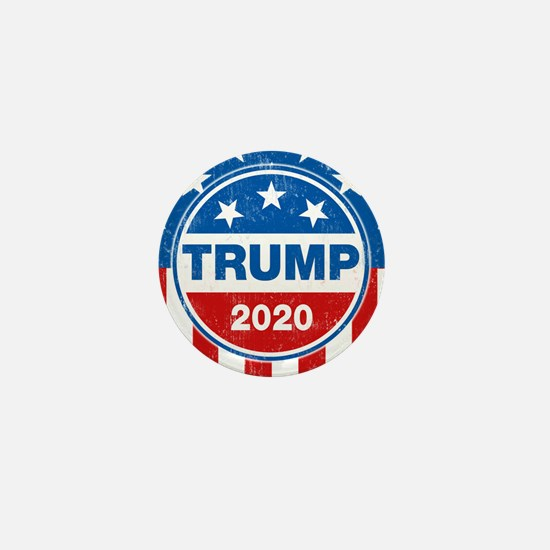 Donald Trump 2020 Mini Button