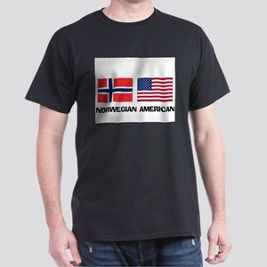 Norwegian American Dark T-Shirt