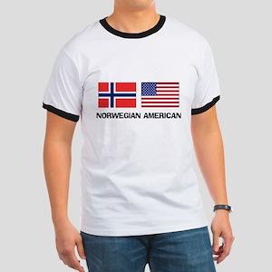 Norwegian American Ringer T