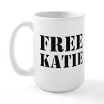 Free Katie Large Mug