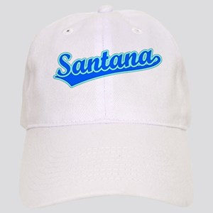 Retro Santana (Blue) Cap