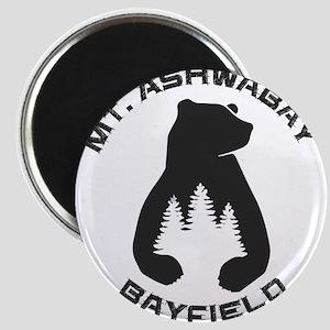 Mt. Ashwabay - Bayfield - Wisconsin Magnets