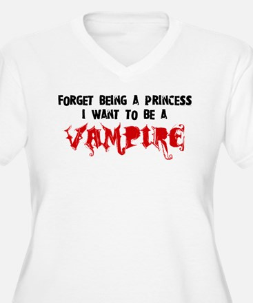 I Want to be a Vampire T-Shirt