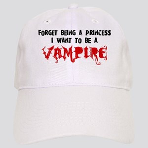 I Want to be a Vampire Cap