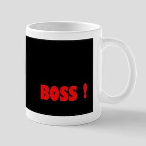 Boss ! Mug