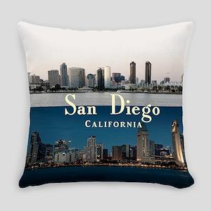 San Diego Everyday Pillow