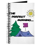 The perfect morning Journal