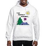 The perfect morning Hooded Sweatshirt