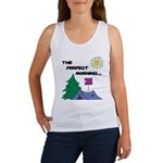 The perfect morning Women's Tank Top