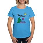 The perfect morning Women's Dark T-Shirt