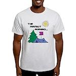 The perfect morning Light T-Shirt