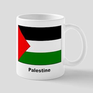 Palestine Palestinian Flag Mug