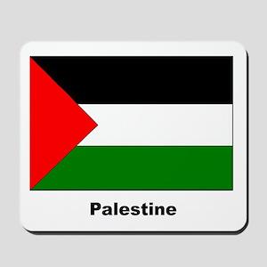 Palestine Palestinian Flag Mousepad
