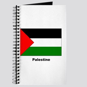 Palestine Palestinian Flag Journal