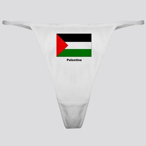 Palestine Palestinian Flag Classic Thong