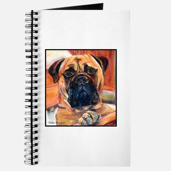 Unique Bullmastiff Journal