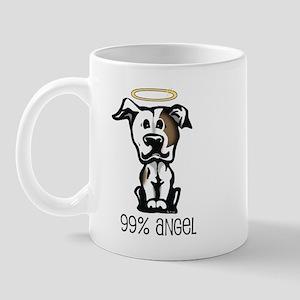 99% Angel Pit Bull Mug