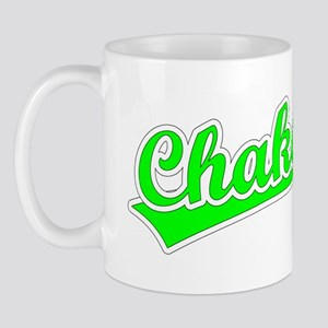 Retro Chaka (Green) Mug