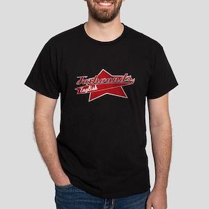 Baseball English Foxhound Dark T-Shirt